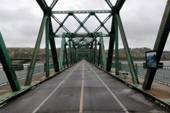Le Pont de Sainte-Anne, Chicoutimi