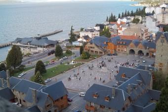 Le centro civico de Bariloche