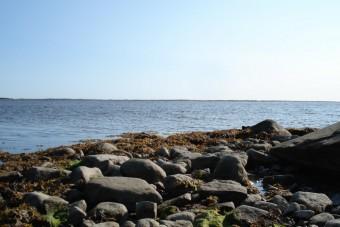 La Baie James non loin du village de Chisasibi