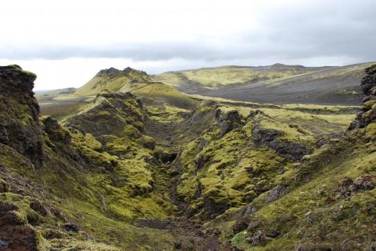 La fissure du Laki