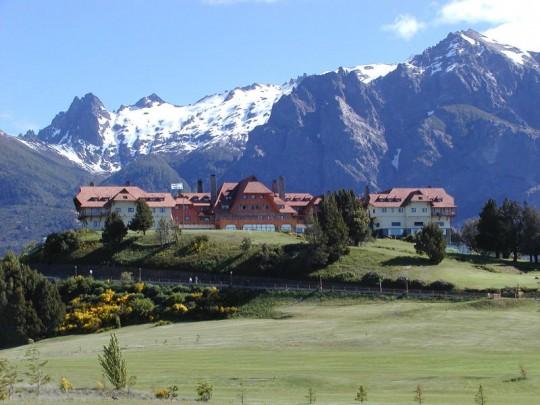 L'hôtel Llao llao à Bariloche