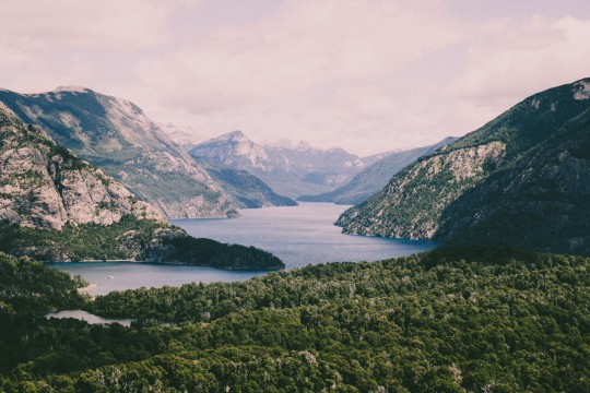 Parc National de Nahuel Huapi près de San Carlos de Bariloche