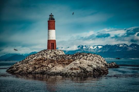 Le phare \